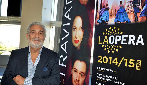 Domingo hættur hjá Los Angeles-óperunni