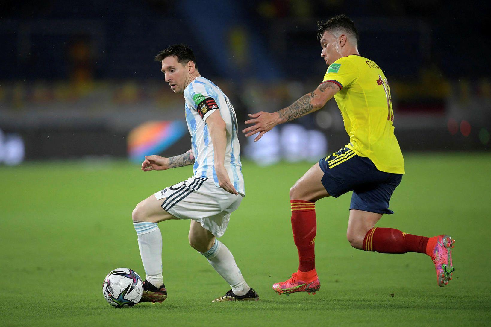 Lionel Messi gæti leikið í Bandaríkjunum áður en ferlinum lýkur.
