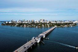 Borgin Miami Beach en einn af íbúum hennar hefur verið handtekinn fyrir að fara í …