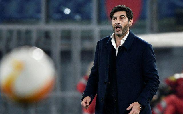 Paulo Fonseca stýrði síðast Roma.