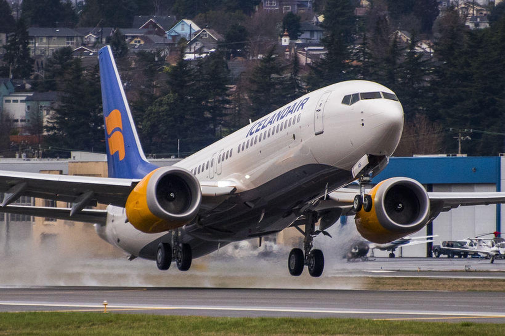 Icelandair hefur birt uppgjör sitt fyrir annan ársfjórðung. Kyrrsetning Boeing …