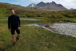 Hafþór Snjólfur þekkir Víknaslóðir og landið þar í kring betur en margir aðrir.