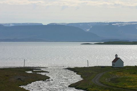 MAST leggur til að rekstrarleyfi verði gefið út fyrir sjö þúsund tonna sjókvíaeldi í Ísafjarðardjúpi.
