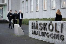 Hlutverk sjóðsins er að styrkja vísindarannsóknir og rannsóknartengt framhaldsnám á Íslandi.