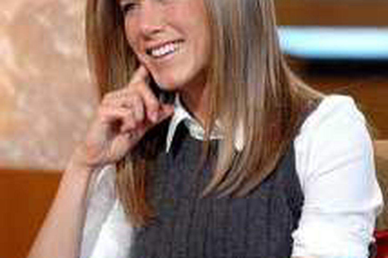 Jennifer Aniston þiggur litlar 306 milljónir fyrir að endurvekja Rachel …