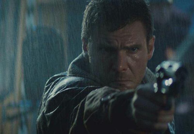 Harrison Ford as Richard Decker in the epic Blade Runner. He will be making an appearance as Decker in the sequel.