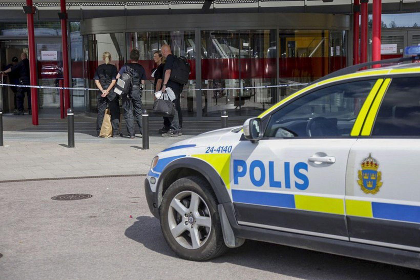 Sænska lögreglan hefur lýst manninum sem hættulegasta glæpamanni Malmö.