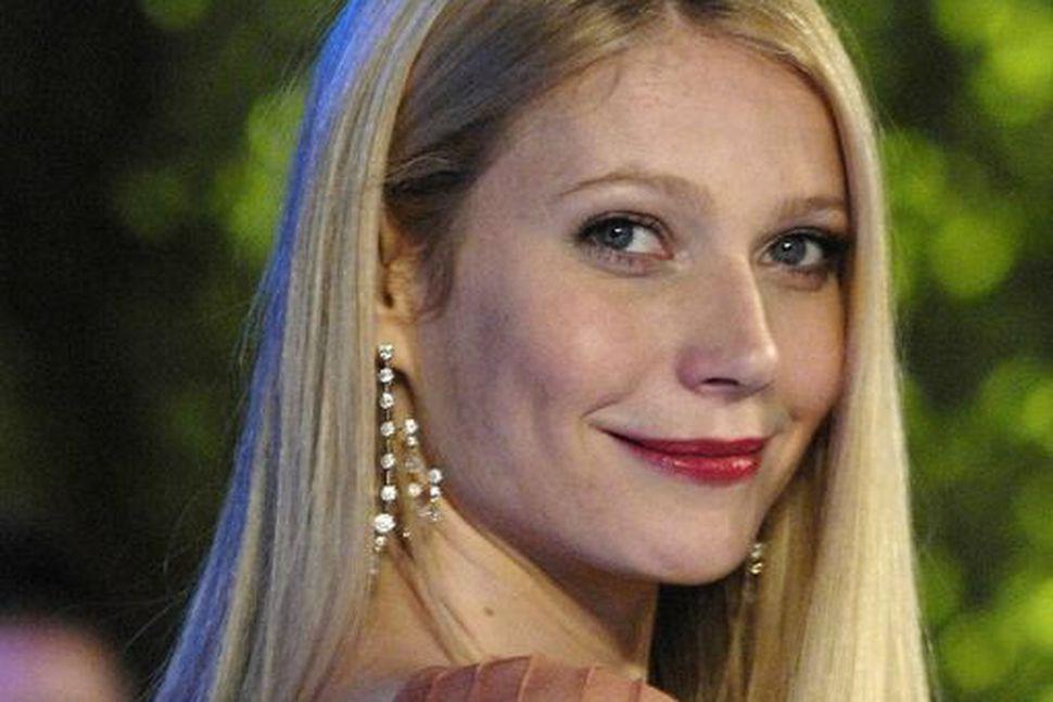 Gwyneth Paltrow segir að konur ættu ekki að miða sig ...