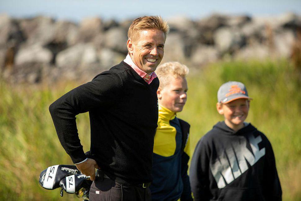 Birgir Leifur Hafþórsson.