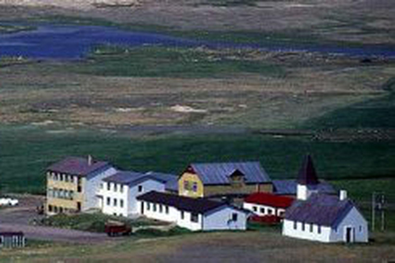 Breiðavík.