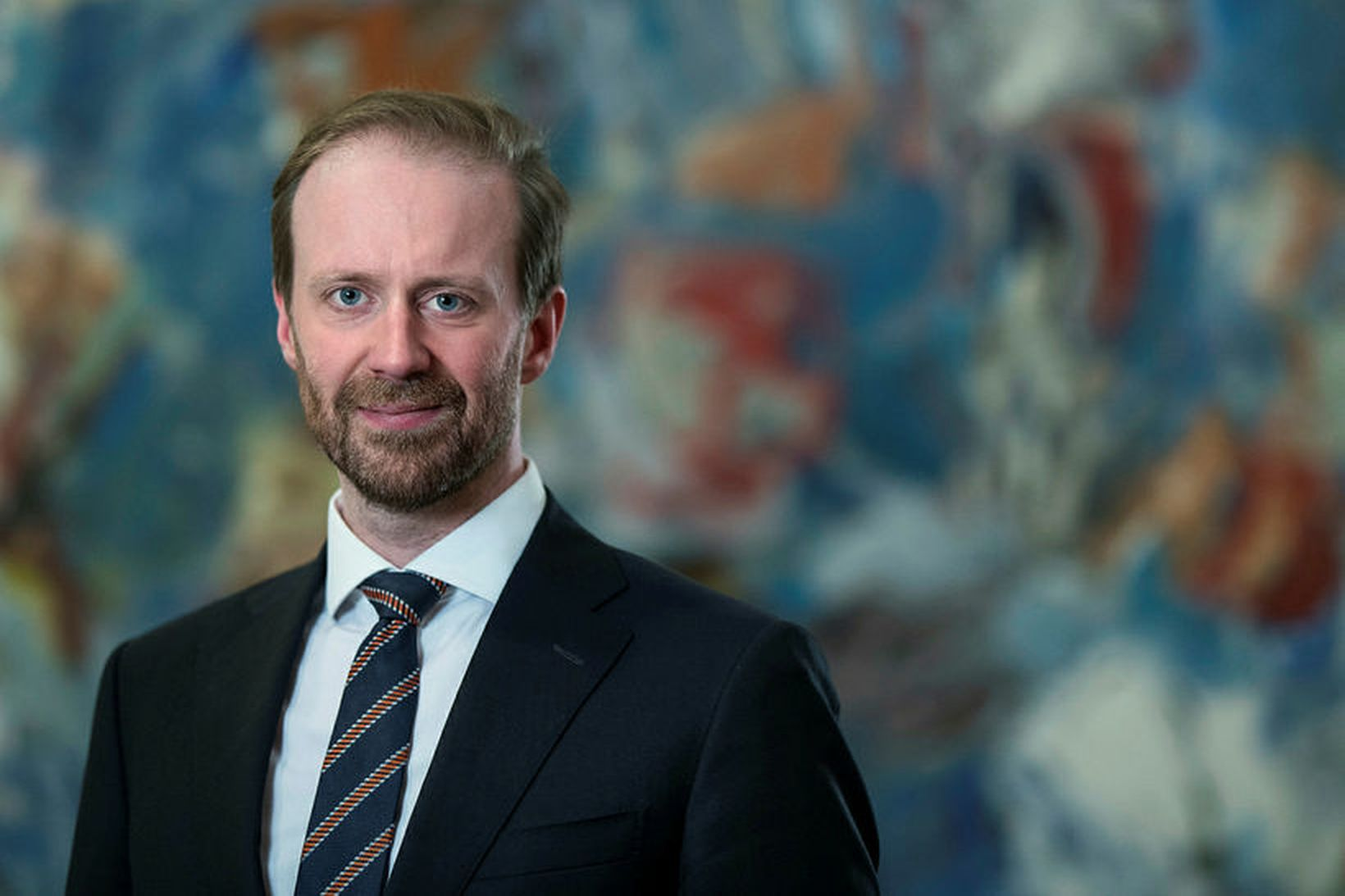 Sigurður Hannesson, framkvæmdastjóri Samtaka iðnaðarins.