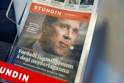 Sýslumaðurinn féllst á lögbannið í október árið 2017.