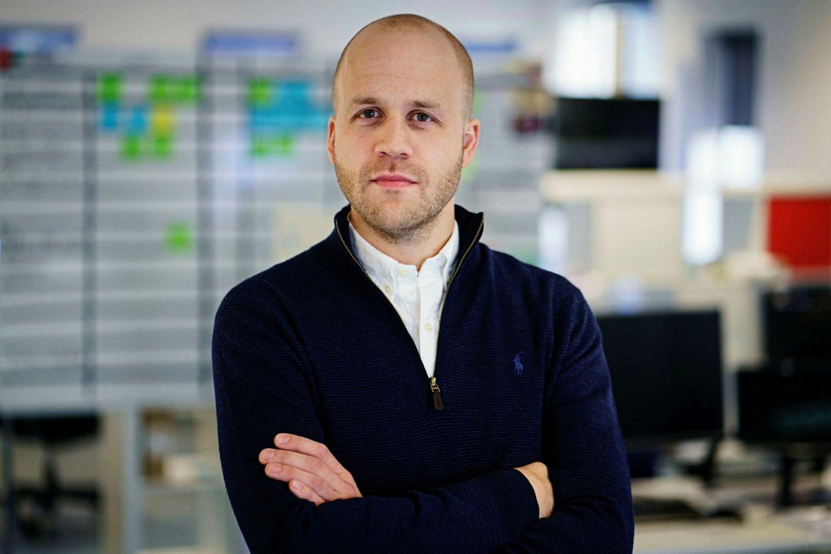Steinar Atli Skarphéðinsson, verkefnastjóri Booking Factory.