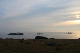 Akrafell á strandstað