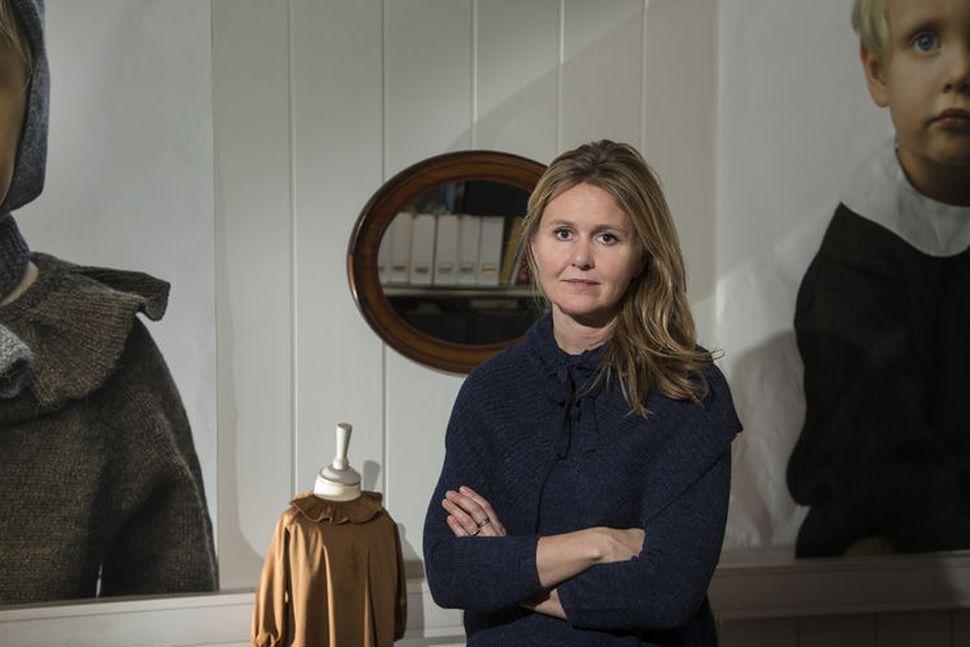 Gréta Hlöðversdóttir, framkvæmdastjóri og ein stofnenda As We Grow var ...