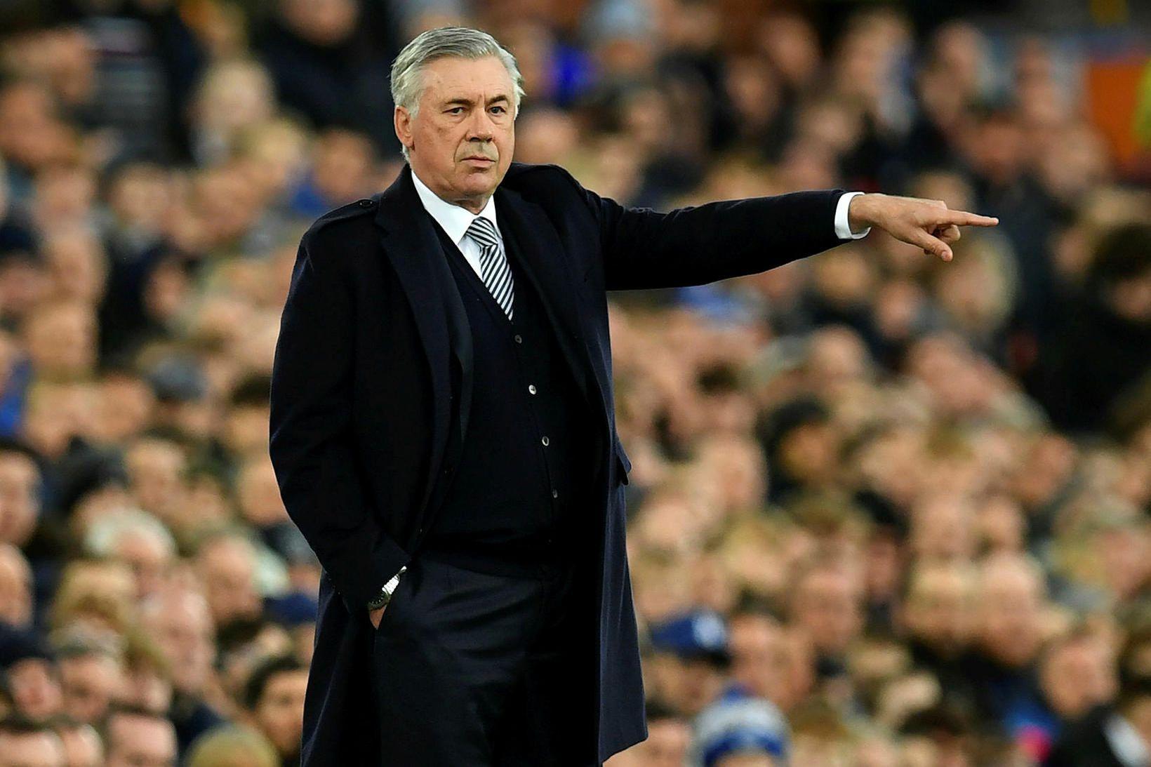 Carlo Ancelotti er með skýra sýn á hvert hann vill …