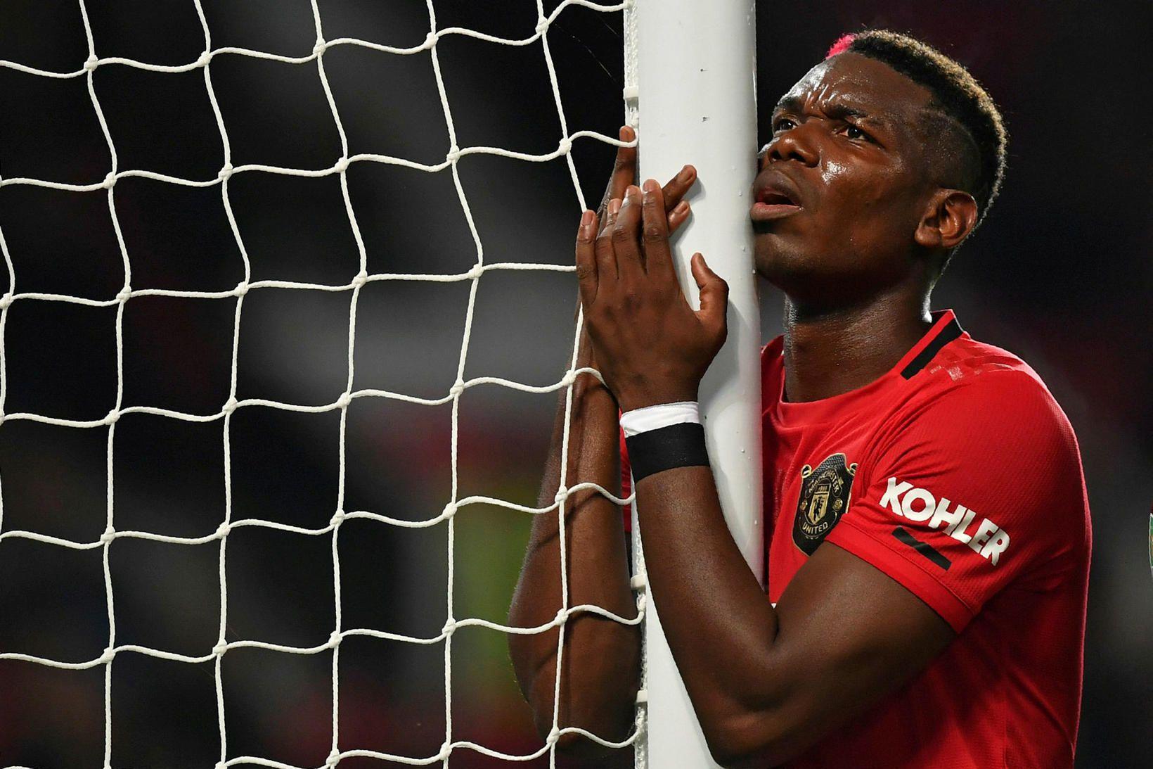 Paul Pogba er enn frá keppni en líklega stutt í …