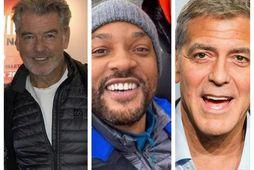 Pierce Brosnan, Will Smith og George Clooney kunna að meta íslenka hönnun.