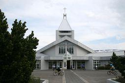 Glerárkirkja Akureyri