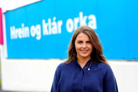 Gróa Björg Baldvinsdóttir yfirlögfræðingur er ein af lykilmanneskjum hjá Skeljungi.