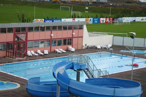 Grindavík Swimming pool
