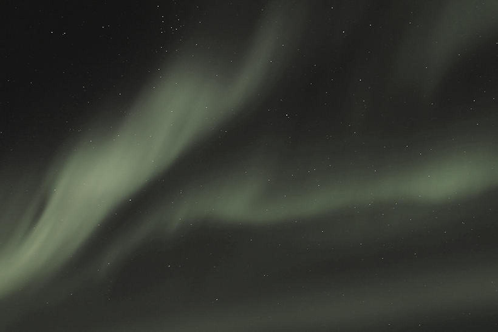 Aðstandendum mannsins hefur verið tilkynnt um málið.