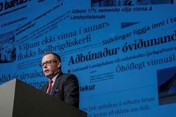 Með úrskurði kjararáðs hækka laun stjórnenda ríkisstofnana um rúmlega 10%.