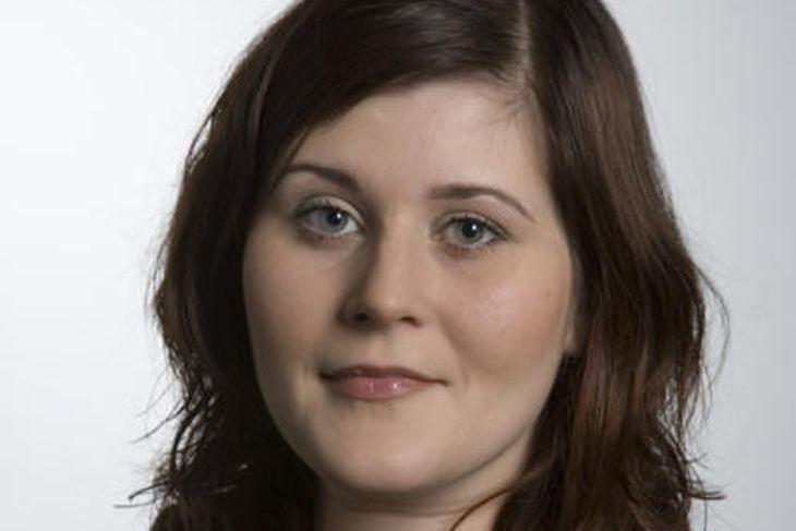 Auður Lilja Erlingsdóttir.