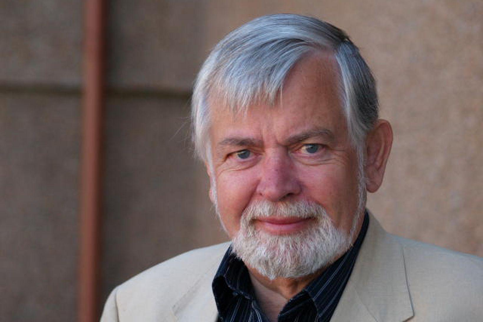 Sighvatur Björgvinsson, fyrrverandi þingmaður og ráðherra.