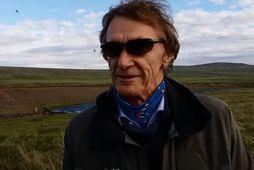 Verndarsamtökin sem stofnuð voru af Jim Ratcliffe halda ráðstefnu um stöðu atlantshafslaxins.