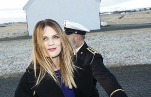 Björt Ólafsdóttir á von á fjórða barninu