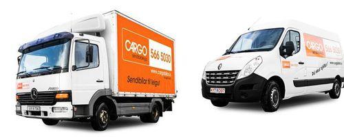 Mynd af Cargo sendibílaleiga