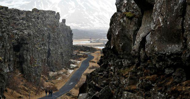 Ferðamönnum hefur fækkað verulega hérlendis vegna kórónuveirufaraldursins.