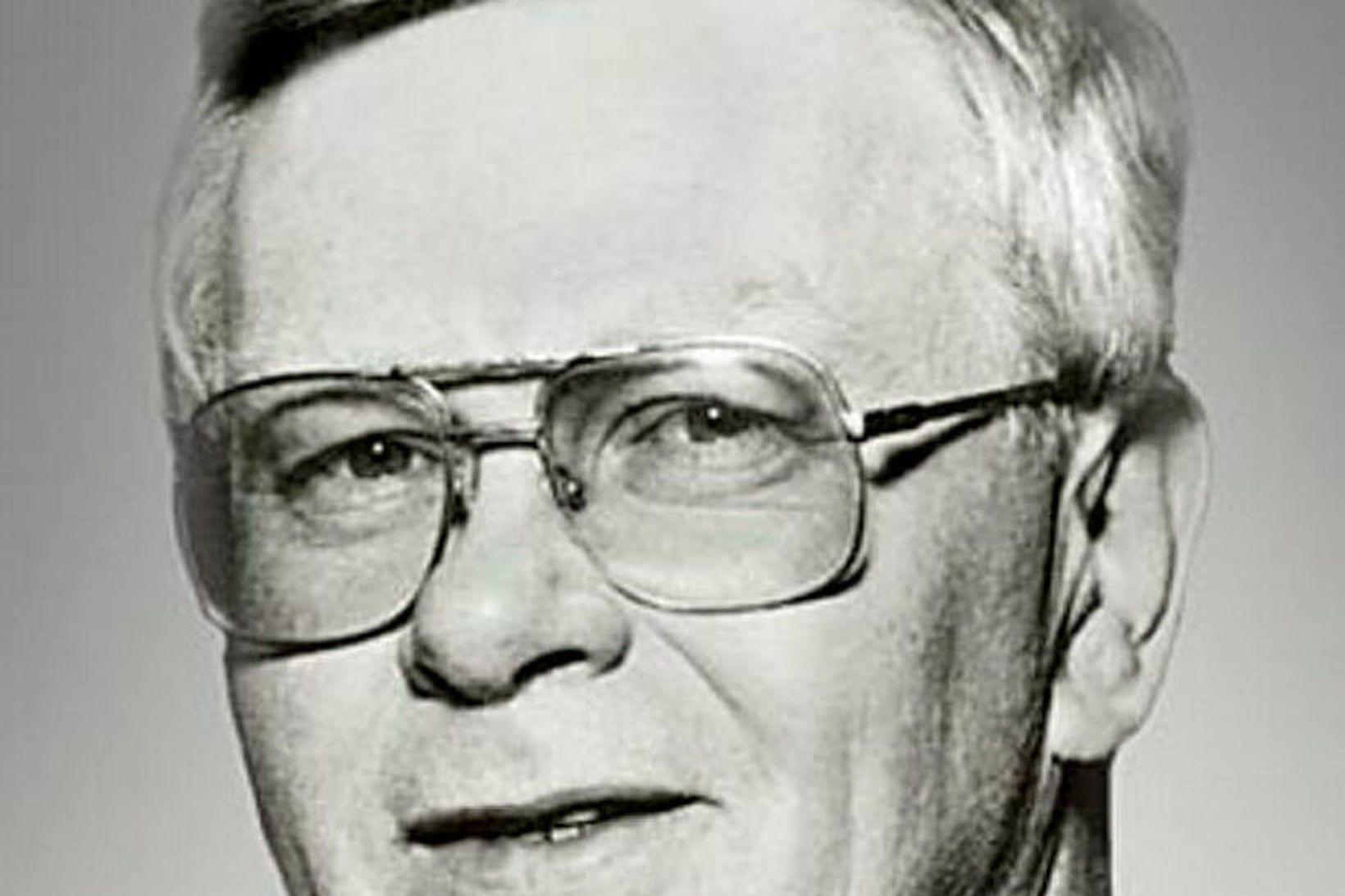 Gunnar B. Eydal