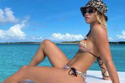 Sofia Richie nýtur lífsins á Bahama-eyjum.