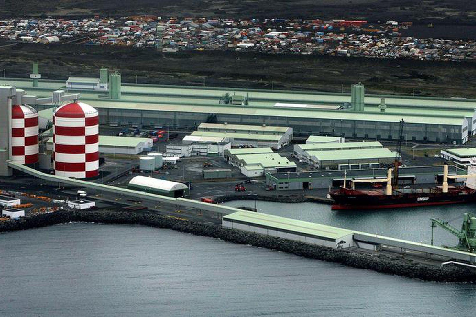 ISAL hefur framleitt um 6,2 milljónir tonna af áli frá …