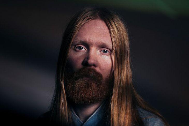 Júníus Meyvant is the stage name of Unnar Gísli Sigurmundsson ...