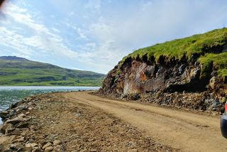 Framkvæmdir eru í biðstöðu í Seljanesi þar til niðurstaða samgönguráðuneytisins liggur fyrir.