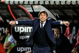 Antonio Conte er á óskalista Tottenham.
