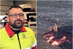 Bogi Adolfsson segir ekki eðlilegt að haga sér eins og maðurinn gerði.