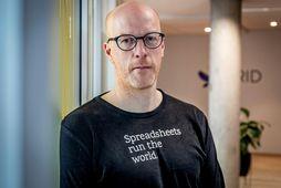 Hjálmar Gíslason er framkvæmdastjóri og stofnandi GRID.