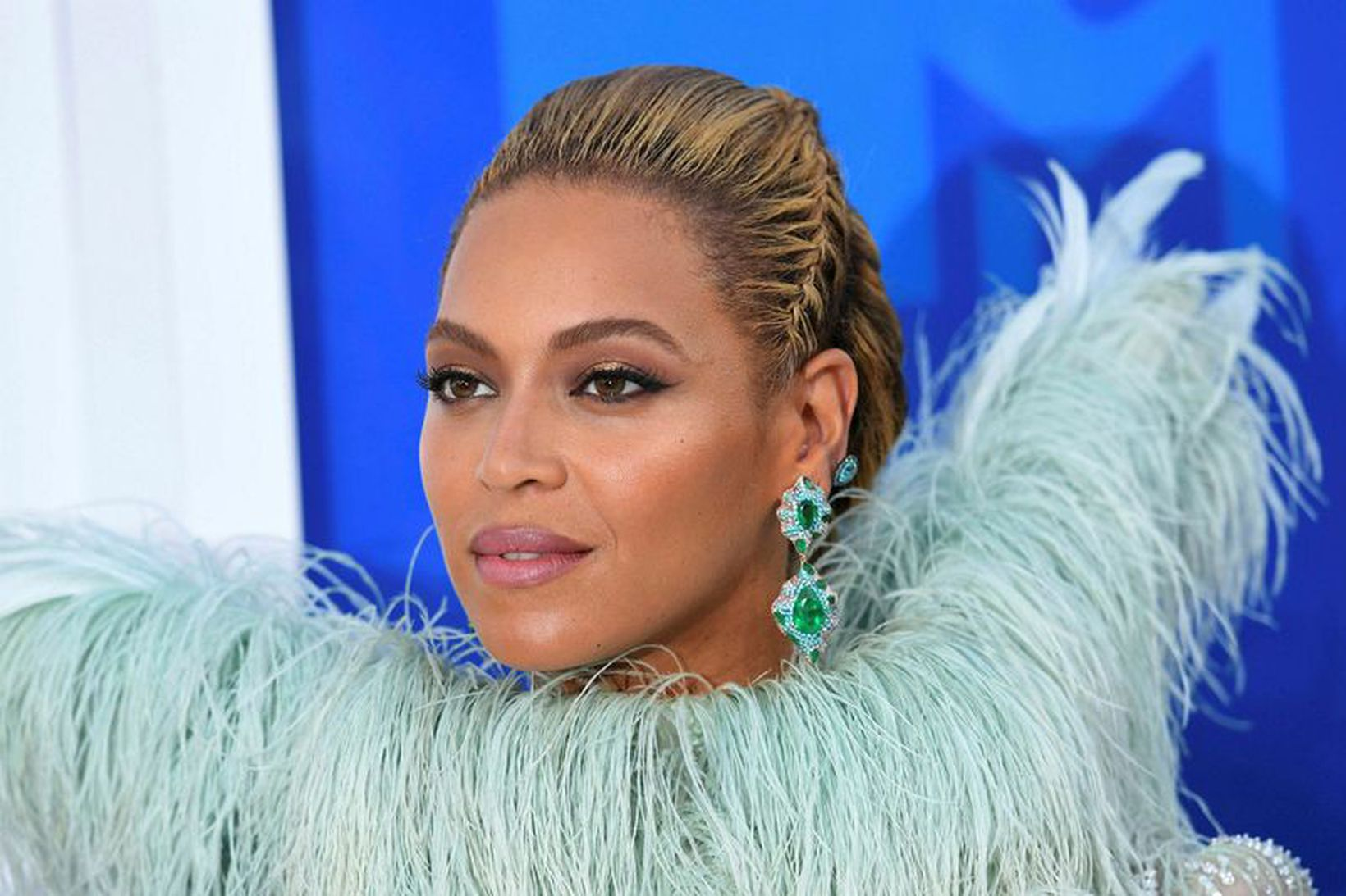 Beyoncé leið illa eftir atvikið.