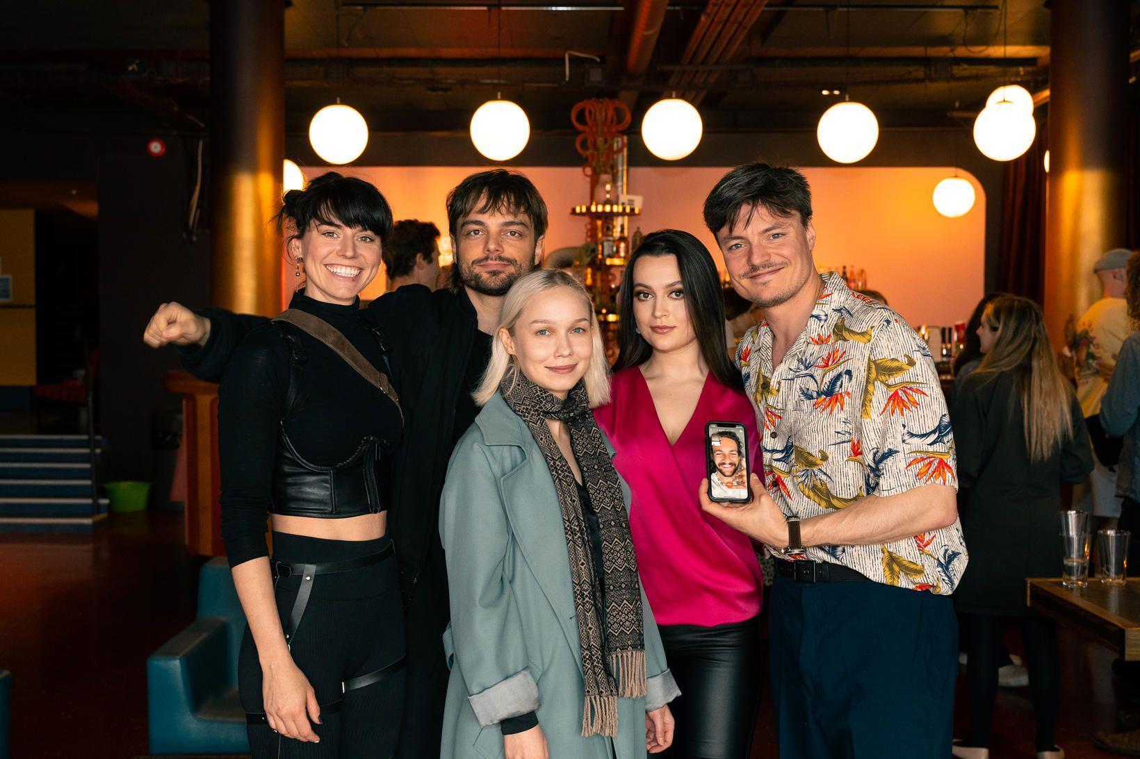 Youtube-stjarnan Sorelle Amore, Janus Rasmussen tónlistarmaður (Kiasmos), Sigrún Hanna myndlistarkona, …