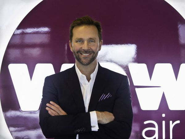 Skúli Mogensen, founder and owner of WOW air.