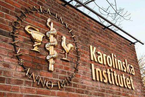 Karolinska Institutet í Svíþjóð.