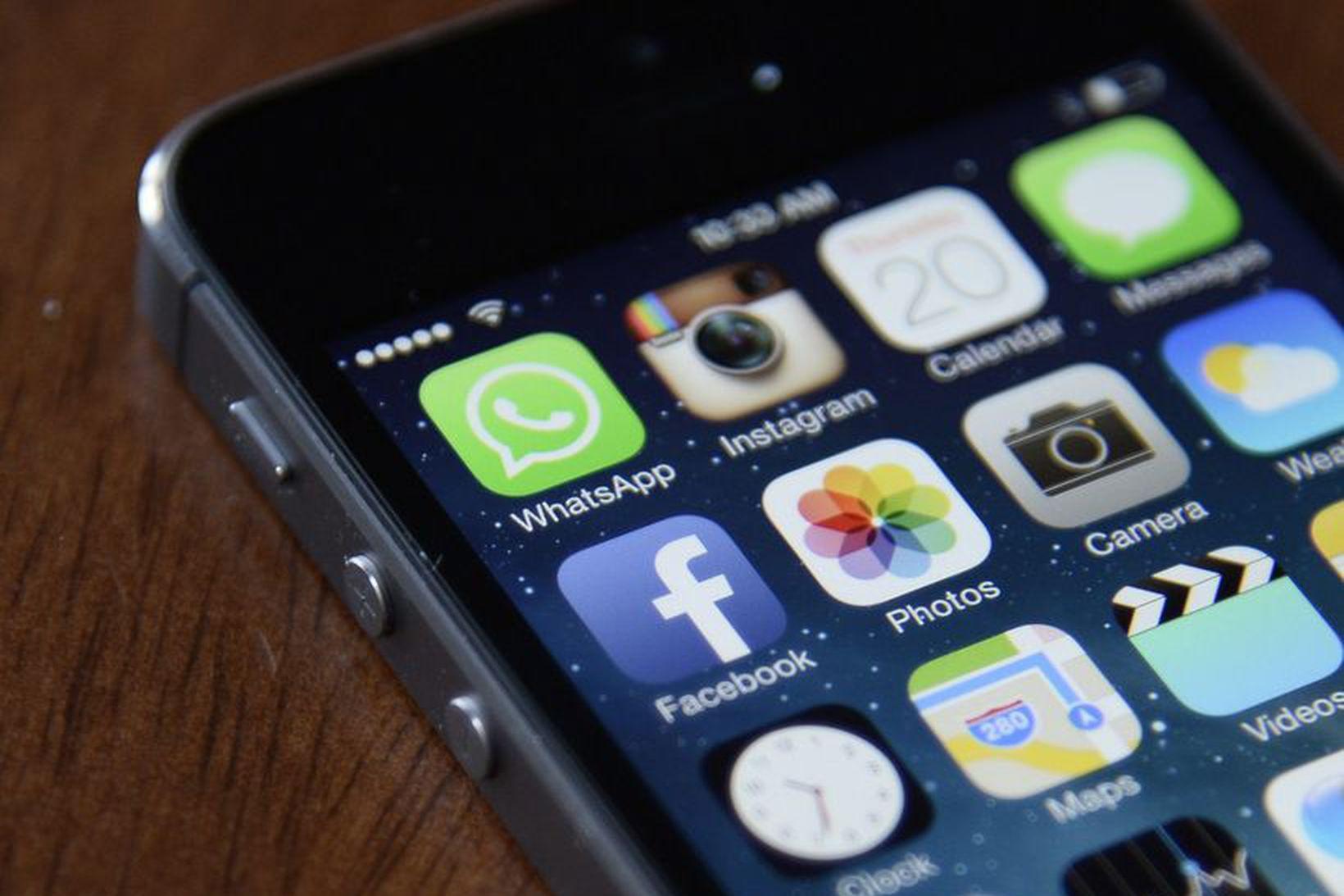 VisGuard er ekki aðgengilegt á iPhone sem stendur, en Android …