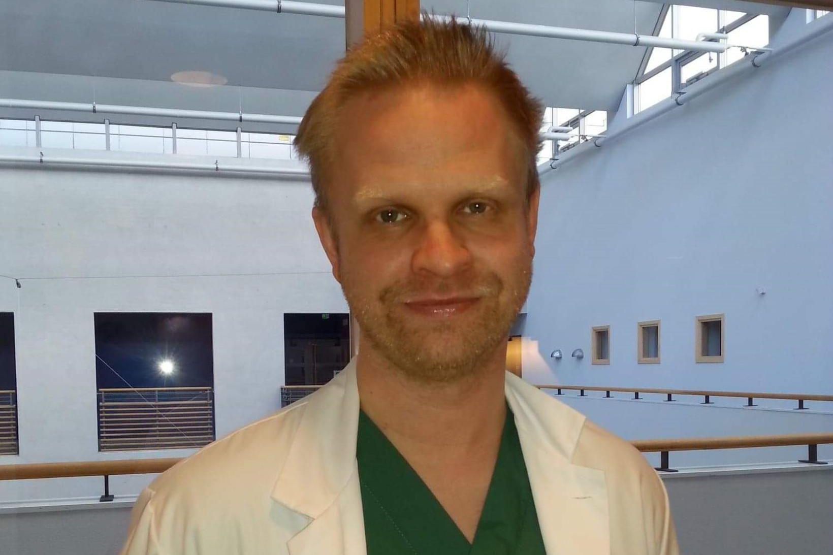 Theódór Skúli Sigurðsson.