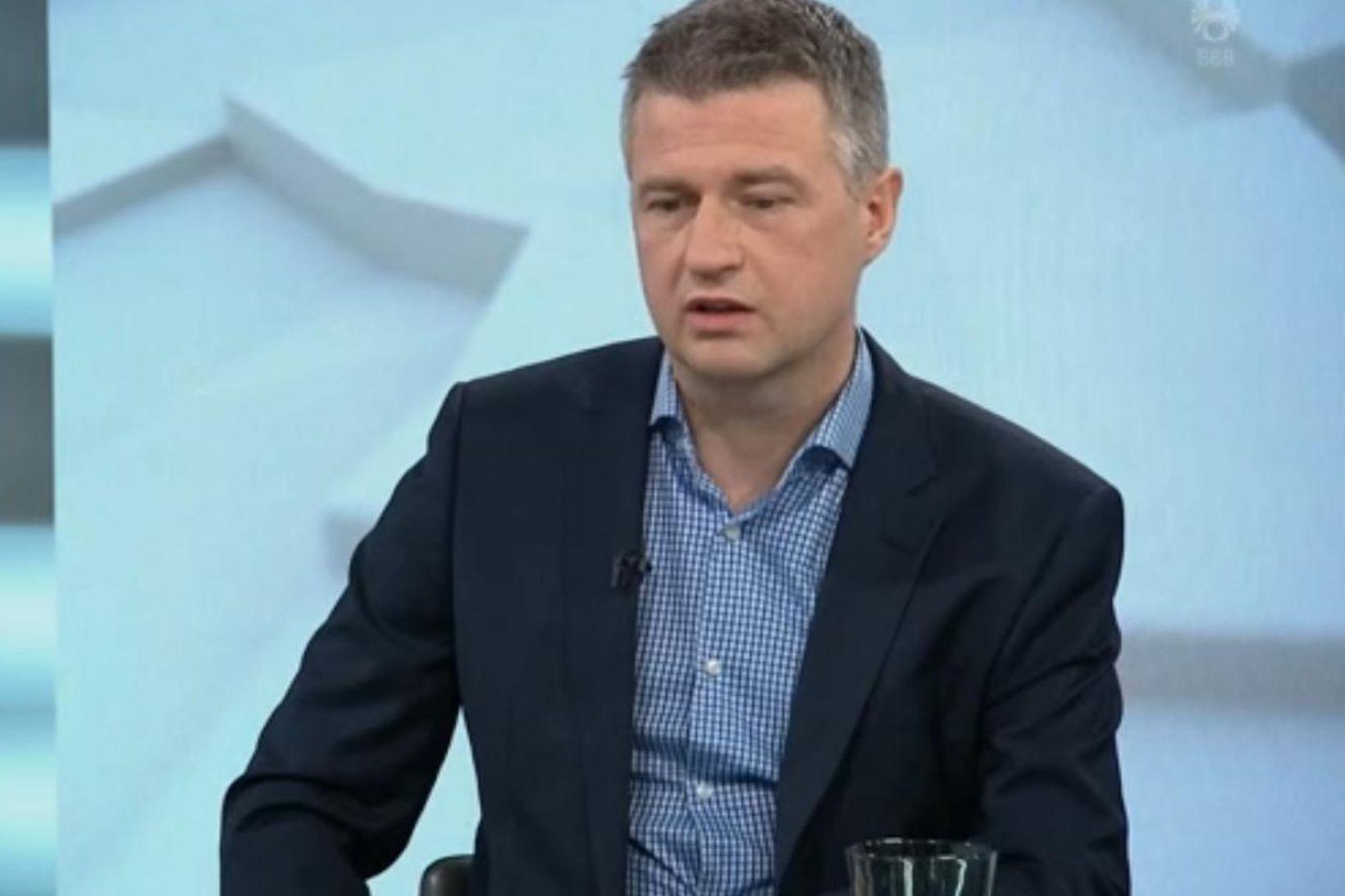 Jóhannes Stefánsson uppljóstrari.