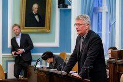 Guðmundur Ingi Kristinsson.