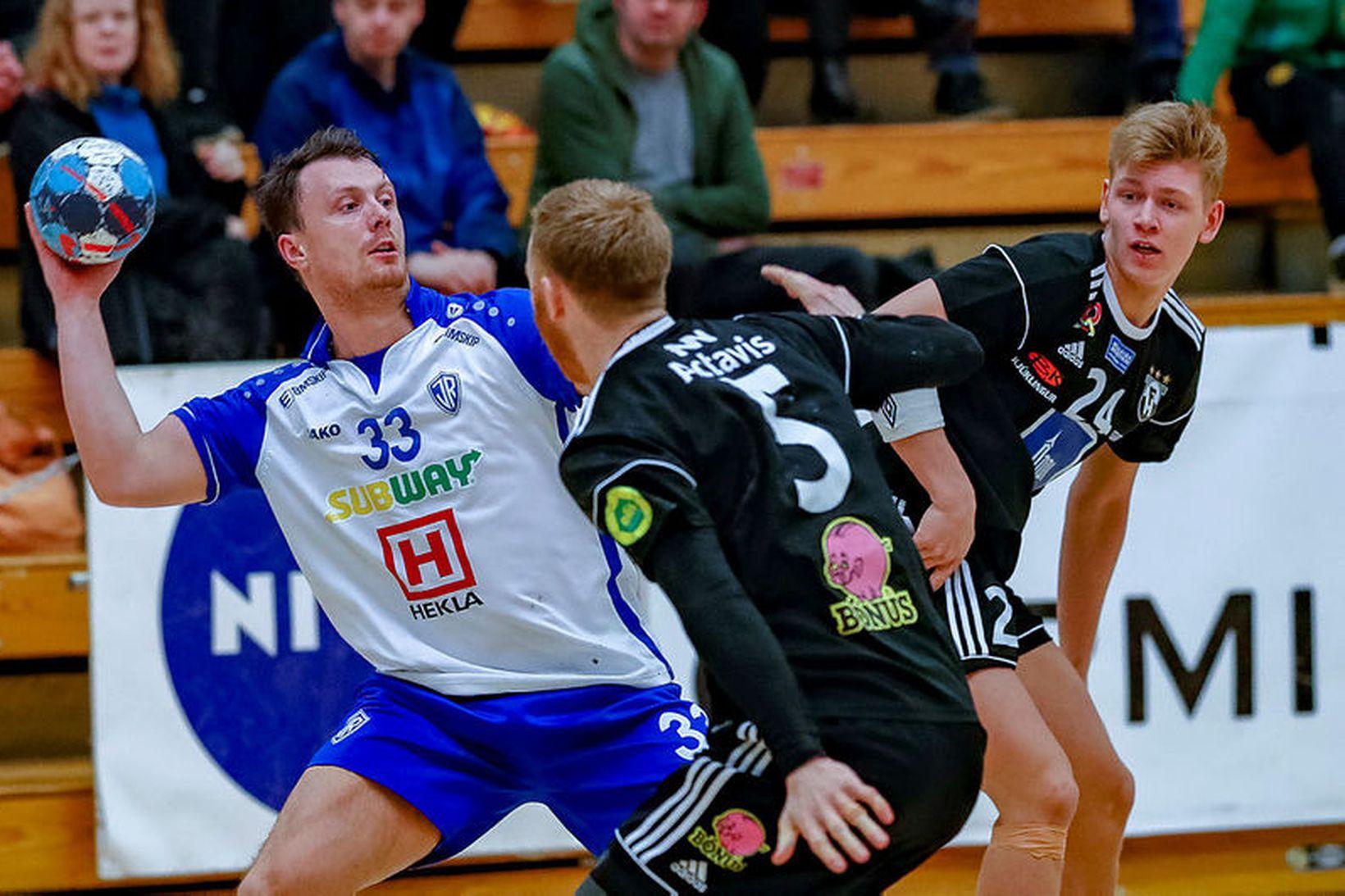 Björgvin Þór Hólmgeirsson er spenntur fyrir tímabilinu.